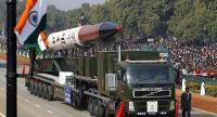 India Lakukan Uji Coba Bom 500 Kg di Dekat Perbatasan Pakistan