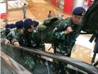 Beredar Foto Brimob Menyamar Jadi Prajurit TNI untuk Amankan Aksi 22 Mei, Ini Faktanya