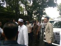 Ziarah ke Makam Soeharto, Prabowo Sempat Kesal Ada yang Teriak 'Presiden'