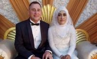 Heboh, Polisi Australia Nikahi Gadis Bugis asal Bone Sulsel