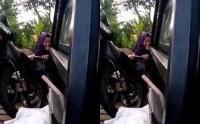 Viral Perempuan Kesurupan Usai Kecelakaan, Korban: Ini Tumbalku