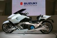 Regulasi Motor Listrik Belum Siap, Suzuki Jalan Terus Kembangkan Teknologi