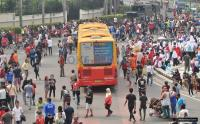 Layanan MRT Permudah Warga Jakarta Datangi <i>Car Free Day</i>