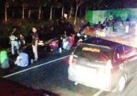 Polda Jabar Gaet Korlantas Polri Selidiki Tabrakan Beruntun di Tol Cipali