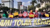 MK Sidang Sengketa Pilpres, Avengers hingga Gatot Kaca Serukan Damai untuk Indonesia