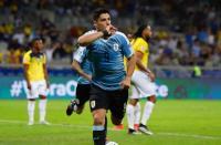 Suarez Turunkan Berat Badan demi Tampil di Copa America 2019