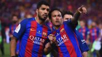 Suarez Nantikan Kepulangan Neymar ke Barcelona