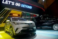 Toyota Targetkan Penjualan Mobil Listriknya 5,5 Juta pada 2025