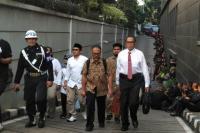 Begini Suasana MK Jelang Sidang Mendengarkan Saksi Prabowo-Sandi