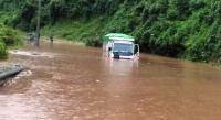Banjir Terjang Morowali Utara, Akses Jalan Trans-Sulawesi Lumpuh