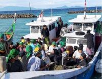 Kapal Pengangkut Rombongan Pengantin Tenggelam di Aceh Besar