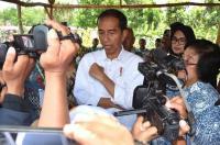 Jokowi Minta Warga Hati-Hati jika Ingin Gadaikan Sertifikat Tanah