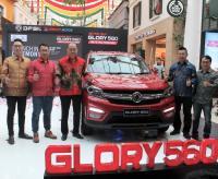 DFSK Glory 560 Resmi Mengaspal di Bandung