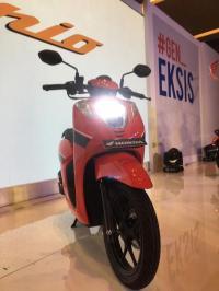Satu Liter Bensin, Honda Genio Bisa Tempuh Jakarta-Bogor