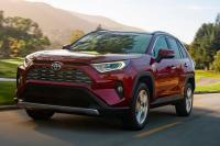Perangkat Rem Bermasalah, Toyota Hentikan Penjualan RAV4 di Negara Ini