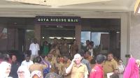 Gempa Magnitudo 7,4 Maluku Terasa hingga Sorong, ASN Berhamburan Keluar Kantor