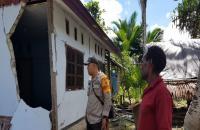 4 Desa di Sarmi Terdampak Gempa, Gereja hingga Jembatan Rusak