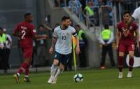 Lautaro Martinez Beberkan Kunci Kemenangan Argentina atas Qatar
