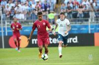 Pelatih Qatar Sesalkan Blunder Pemainnya