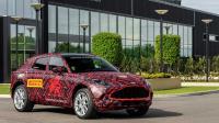 Aston Martin Siapkan SUV Gahar  Pesaing Lamborghini Urus