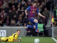 Siapa yang Sanggup Pecahkan Rekor Gol Messi dalam Satu Tahun Kalender Masehi?