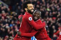 Keita Ungkap Peran Besar Mohamed Salah dalam Kariernya di Liverpool