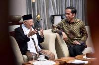TKN Pastikan Jokowi-Ma'ruf Amin Tak Hadir di Sidang Putusan Pilpres