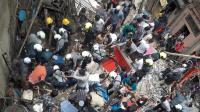 Bangunan Bertingkat Empat di Mumbai Roboh, Sedikitnya 40 Orang Terperangkap