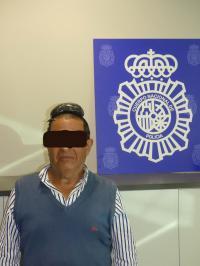 Pria Kolombia Ditangkap di Spanyol Setelah Coba Selundupkan Kokain di Bawah Rambut Palsu