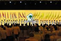 Diminta Jokowi Jangan Sampai Ada Perpecahan Internal Partai, Golkar: Itu Wujud Kepedulian