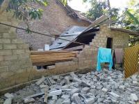Belasan Bangunan di Banyuwangi Rusak Akibat Gempa Magnitudo 5,8
