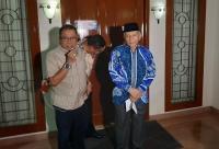 Ini Isi Pertemuan Prabowo dan Amien Rais
