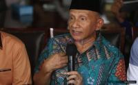 Amien Rais Ingin Parpol Koalisi Prabowo-Sandi Tetap Oposisi di Parlemen