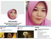 Polisi Tahan Wanita Asal Blitar Penghina Presiden Jokowi
