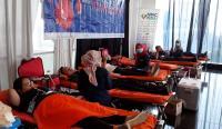 MNC Peduli Gelar Donor Darah, Ratusan Karyawan Ikut Terlibat