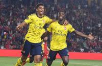 Arsenal Tundukkan Bayern Munich 2-1 di ICC 2019