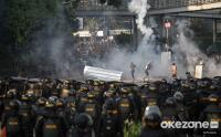 Polisi Limpahkan Berkas Perkara Ratusan Kerusuhan Bawaslu ke Kejati DKI