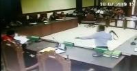 Pukul Hakim PN Jakpus Pakai Gesper, Pengacara Tomy Winata Masih Diperiksa