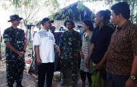 Dandim 0510/Tigaraksa Meneteskan Air Mata Lihat Kemiskinan Ibu Jamro