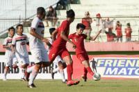 Timnas Indonesia U-19 Tundukkan Deltras Sidoarjo 1-0