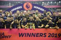 Hasil Pertandingan Final Premier League Asia Trofi 2019