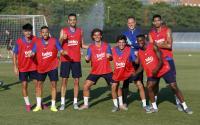 Griezmann Lega Kedatangannya Disambut Hangat Pemain Barcelona