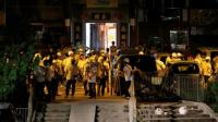 Geng Triad Diduga Jadi Dalang Pemukulan Massa Pro-Demokrasi Hong Kong