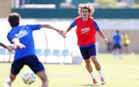 Griezmann Siap Ikuti Standar Messi di Barcelona