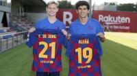 De Jong Pede Bersaing dengan Nama-Nama Besar di Lini Tengah Barcelona
