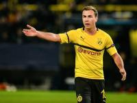 Gotze Berpeluang Tinggalkan Borussia Dortmund