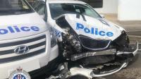 Tabrak Mobil Polisi, Pria Australia Ketahuan Bawa Narkoba Senilai Rp1,9 Triliun