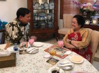 Bakwan dengan Bumbu Spesial Racikan Megawati untuk Prabowo Subianto