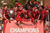 Nominasi Penghargaan Liga Champions 2018-2019