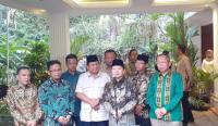 Ini yang Dibahas Prabowo dan Petinggi PPP Diselingi 'Ketawa-ketiwi'